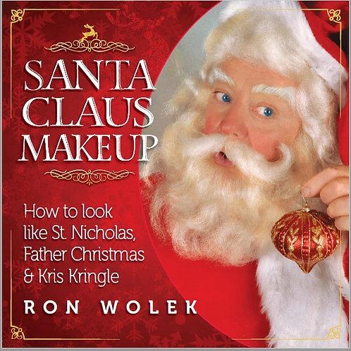 Santa Claus Makeup Book
