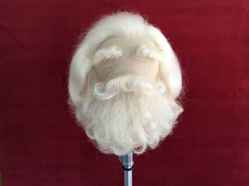 Lace Front Yak Wig