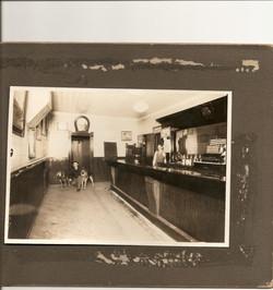 Hank's Cafe- Moustache Club House