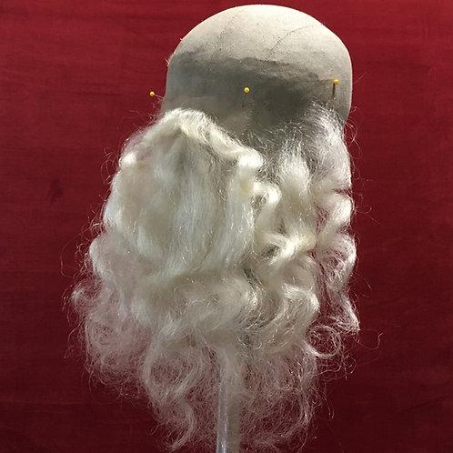 Extra Long Human Hair Beard