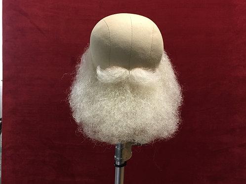 Yak Hair Santa Beard - Natural