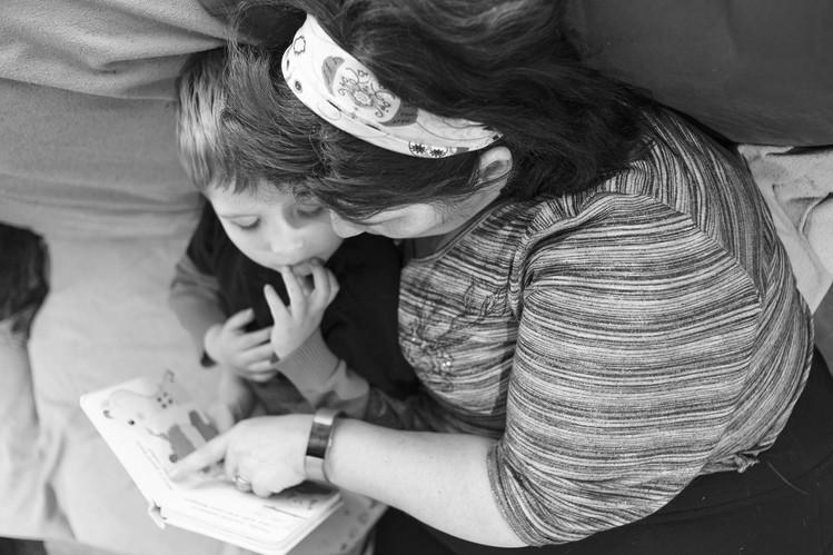 child grandma photo photography muskoka.