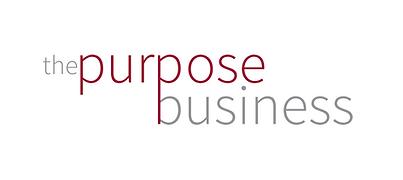 The Purpose Business Logo