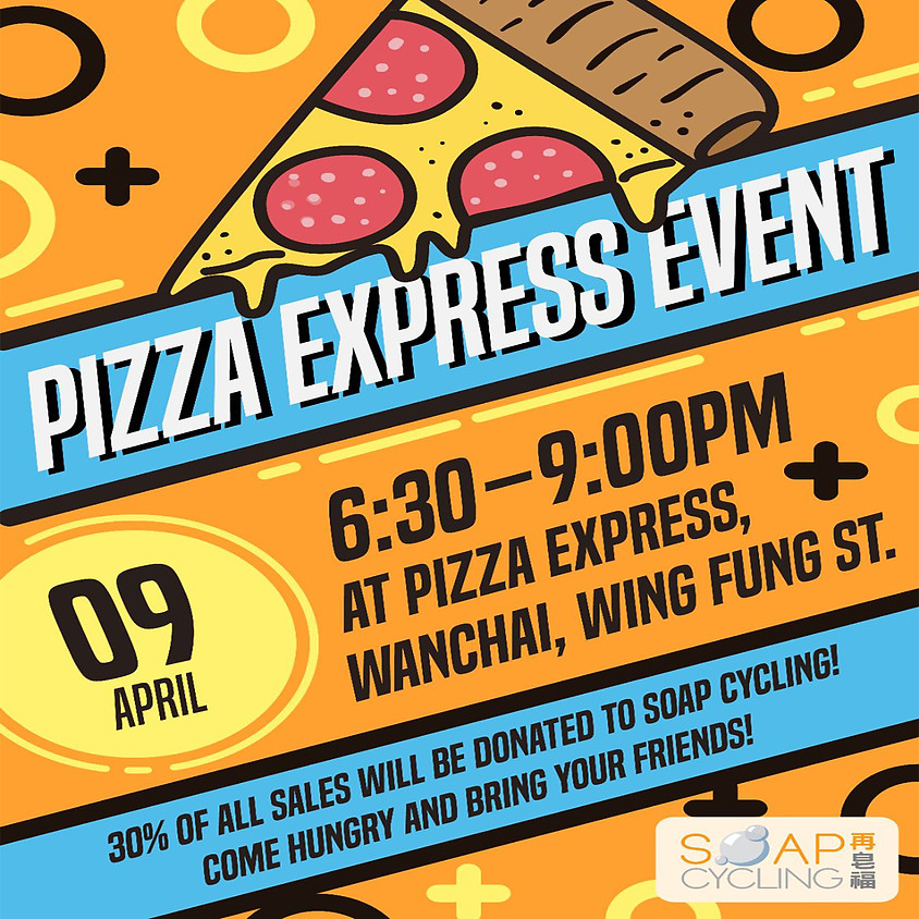 Soap Cycling & Pizza Express — Fun Networking Event