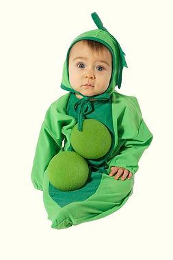 Pea Pod Costume