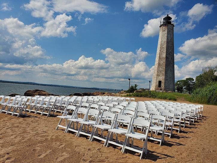 Lighthouse Point Park Ceremony - White R