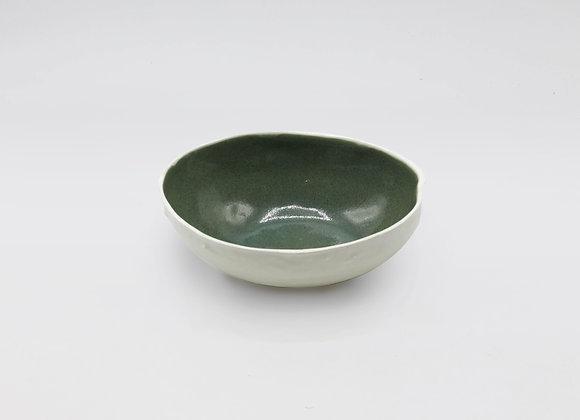 Small Ceramic Mellon Bowl