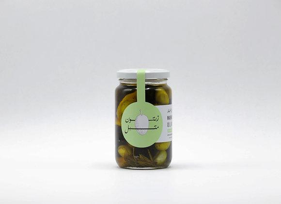 Shams Marinated Olives