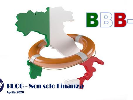 Ancora un taglio al rating dell'Italia!      Lo sapevi che nel 2002 l'Italia aveva rating AA?