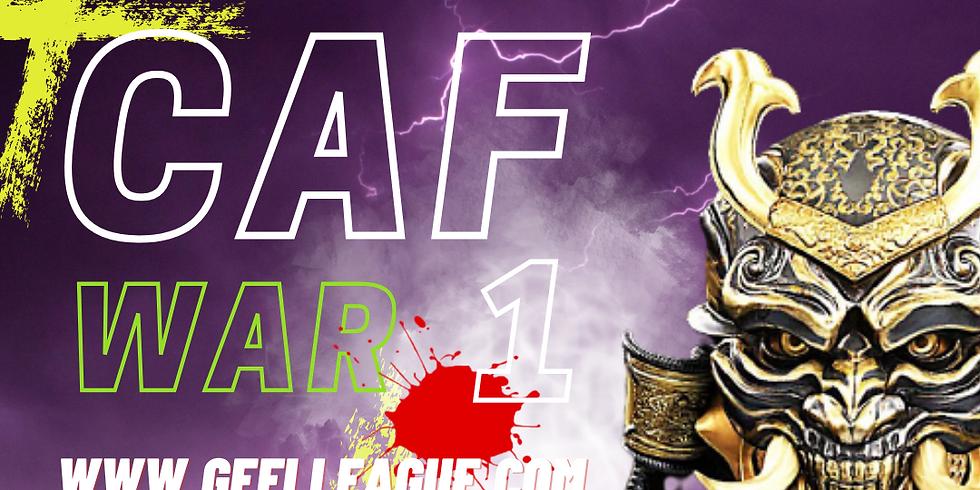CAF WAR 1