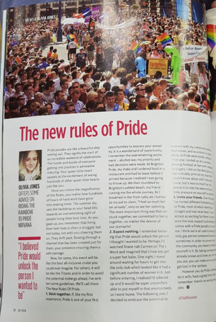 The New Rules of Pride