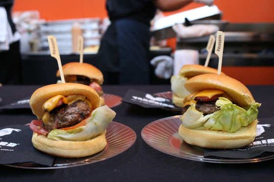 Los Angeles magazine's Burgers Bourbon + Beer!