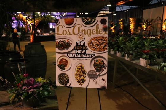 Los Angeles Magazine's Best New Restaurants 2019 - Top Dishes