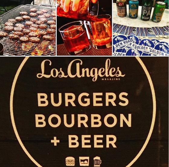 Burgers, Bourbon, & Beer!