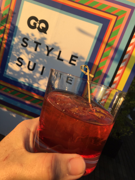 GQ Style Suite - NeueHouse Hollywood - Los Angeles Event