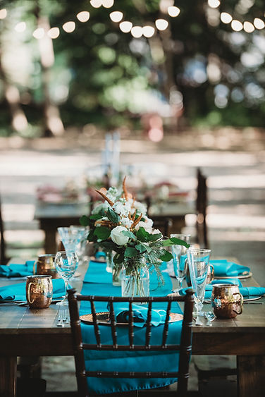 Ohio Outdoor Wedding in the Woods