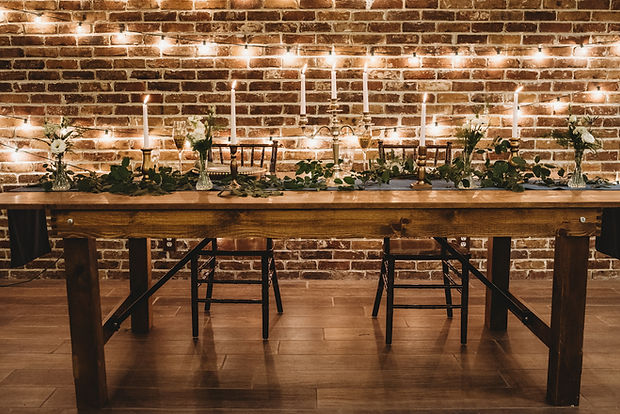 Rustic Ballroom Wedding with Barn Vibes
