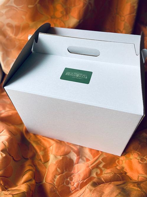 BOX świąteczny dla 3 osób, 12 dań