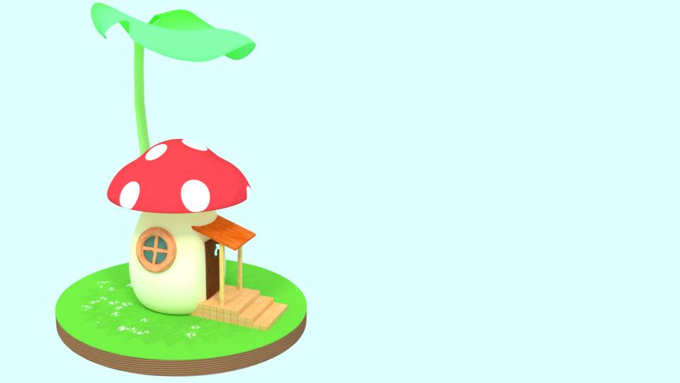 MushroomHouse