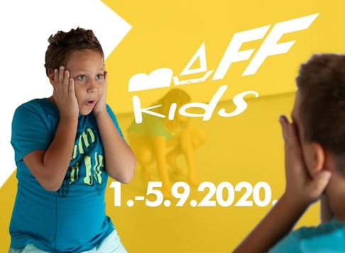 BAFF Kids: Radionica stop-motion animacije