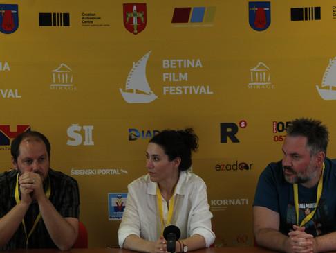 UZ DODJELU NAGRADA I SAIL-IN KINO ZATVOREN 3. BETINA FILM FESTIVAL
