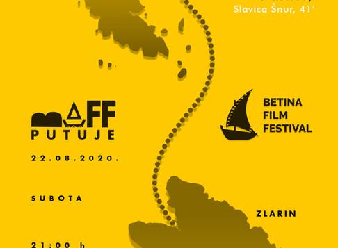 Betina film festival kreće na prvu prekomorsku avanturu