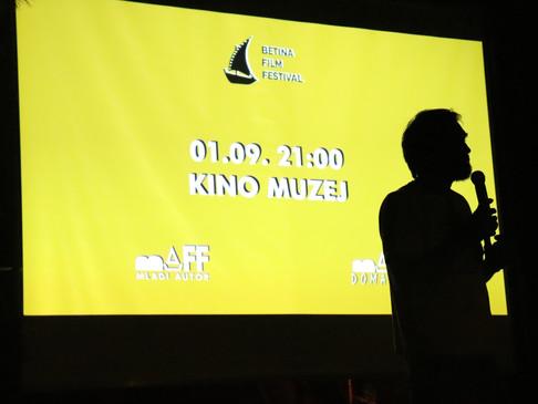 FILM NA ZLARINU: Gosti iznenađenja na BAFF projekciji Leon Lučev i Dario Šarić!