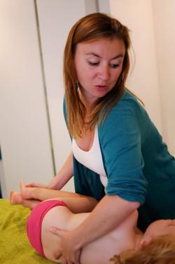 Osteopathie bij kinderen