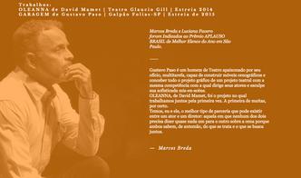Marcos Breda - Ator