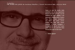 Tadeu Aguiar - Ator