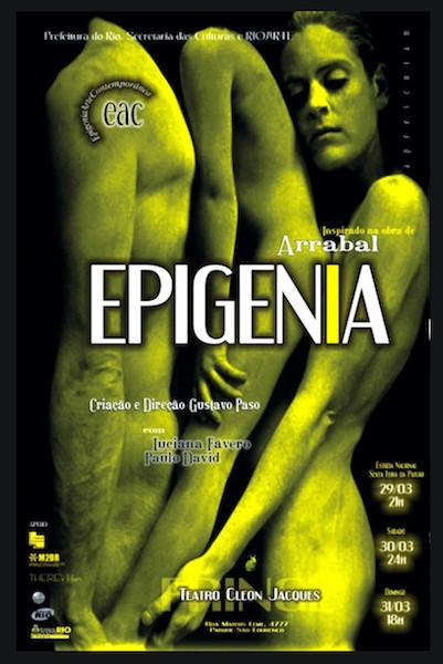 Epigenia - cartaz