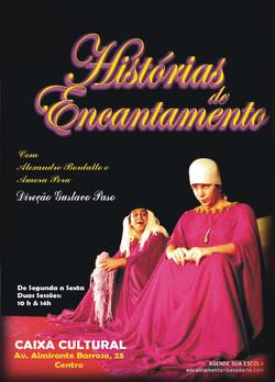 Historias ENCANTAMENTO