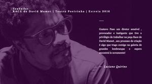 Luciano Quirino - Ator