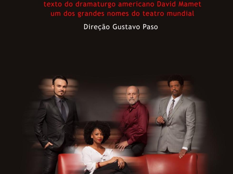 1º cartaz de RACE - ESTREIA RIO DE JANEIRO