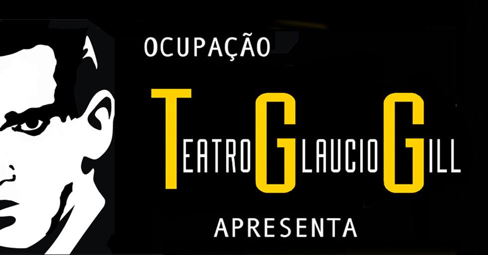 IDENTIDADE VISUAL do Teatro Glaucio Gill - RJ