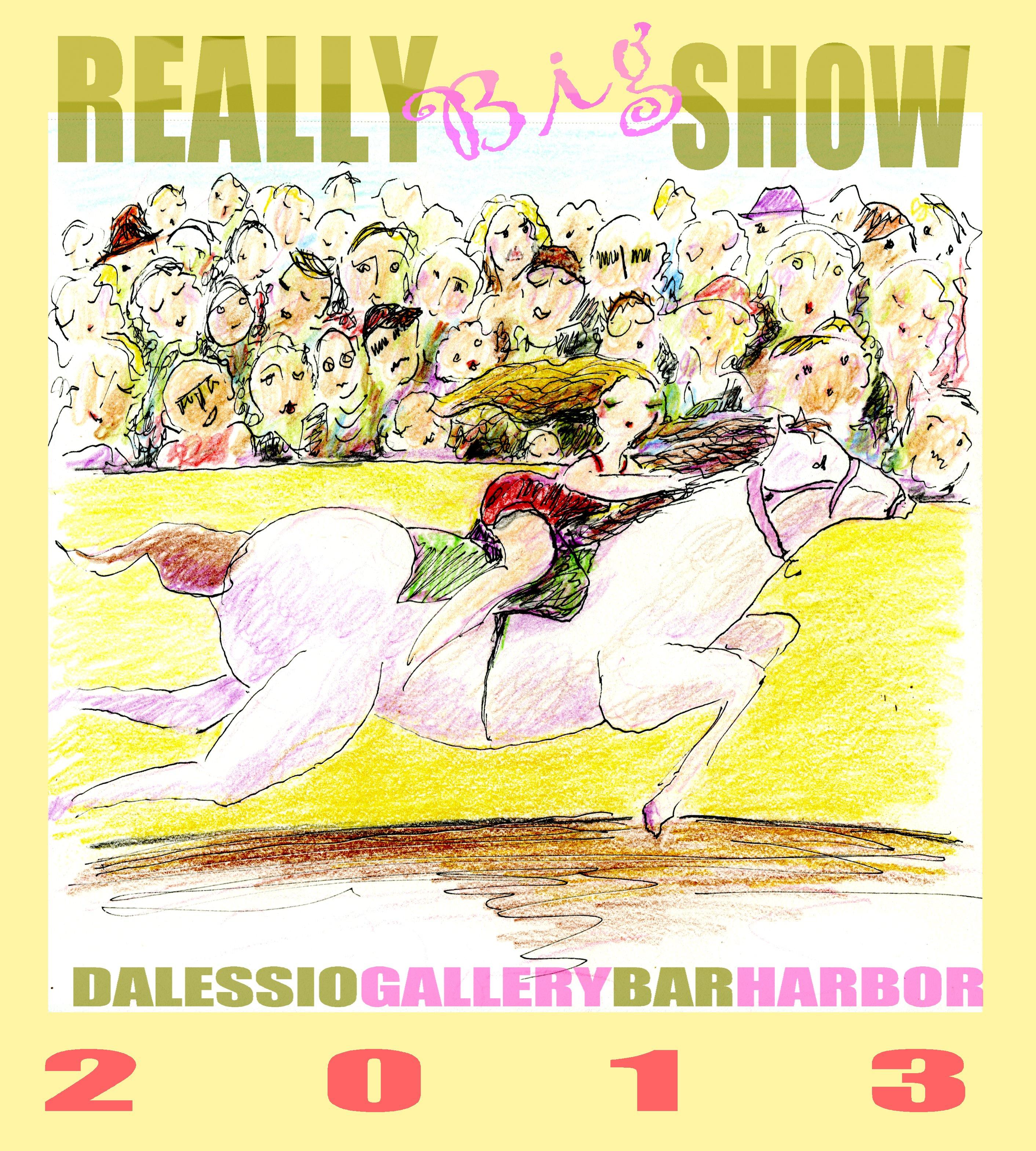 Big Show Poster