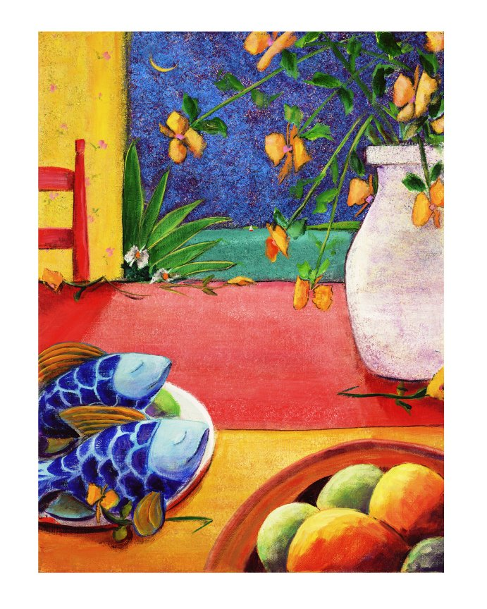 Hand Painted Fine Art Reproductions