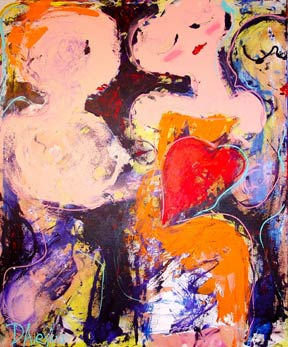"""""""Lovers with Heart"""""""