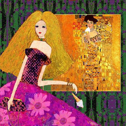 """""""Homage to Klimt"""""""