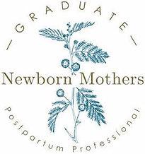 Newborn Mothers gradulate