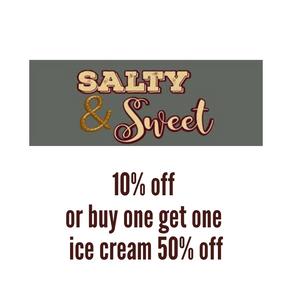 Salty & Sweet