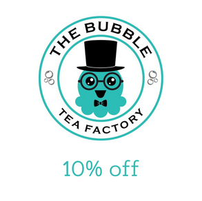 The Bubble Tea Factory