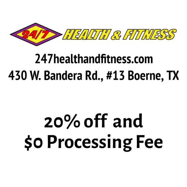 24/7 Health & Fitness