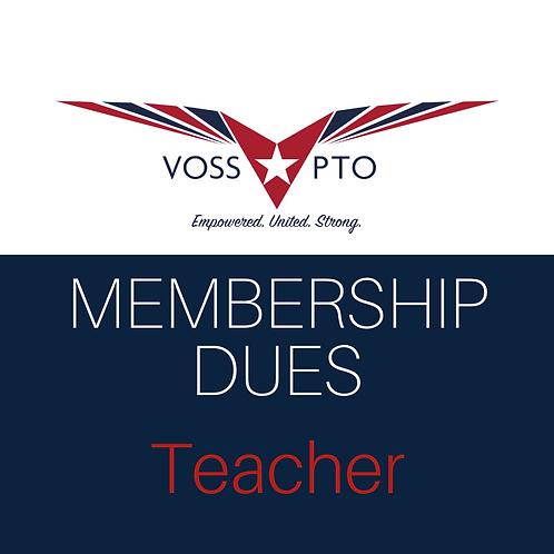 Teacher PTO Membership