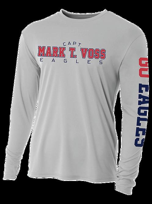 Long Sleeve Dri-Fit VMS T-shirt (Capt. Mark T. Voss)