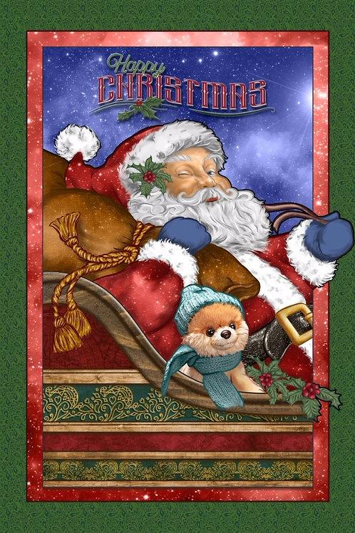 Painel Digital Papai Noel