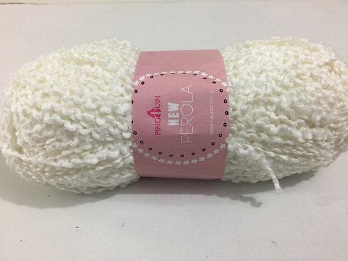 Lã Pérola Branca