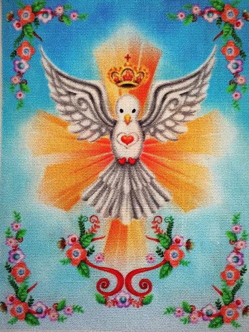 Quadrinho Espírito Santo