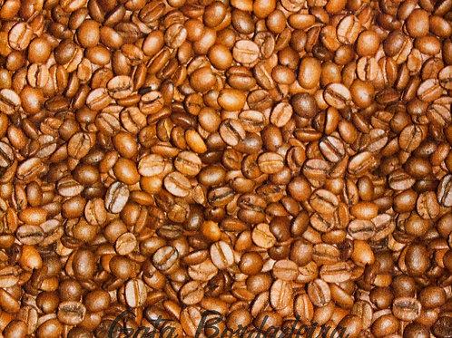 Tecido Café em Grão