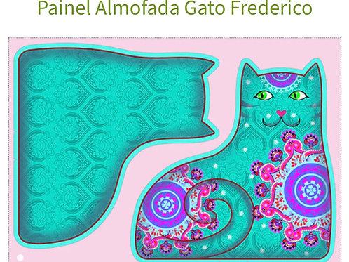 Painel Almofada Gato